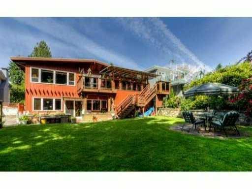 Main Photo: 7708 ARTHUR AV in Burnaby: South Slope House for sale (Burnaby South)  : MLS®# V1011865