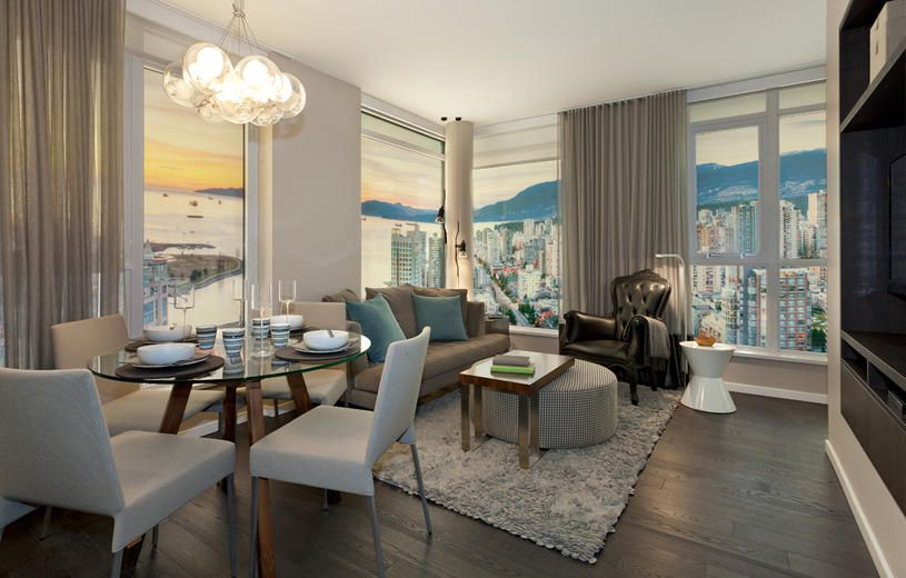 Main Photo: 1351 Continental St in Vancouver: Yaletown Condo for sale (Vancouver West)