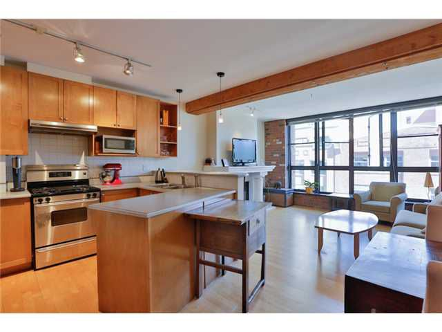 Main Photo: 403-1238 Homer in Vancouver: Yaletown Condo for sale (Vancouver West)  : MLS®# V1055705