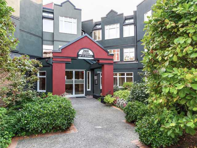 Main Photo: # 412 2800 CHESTERFIELD AV in North Vancouver: Upper Lonsdale Condo for sale : MLS®# V1085675