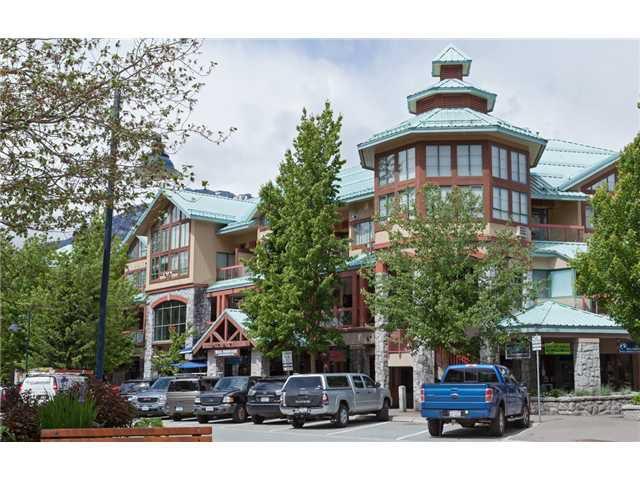 Main Photo: # 322 4368 MAIN ST in Whistler: Whistler Village Condo for sale : MLS®# V1078133