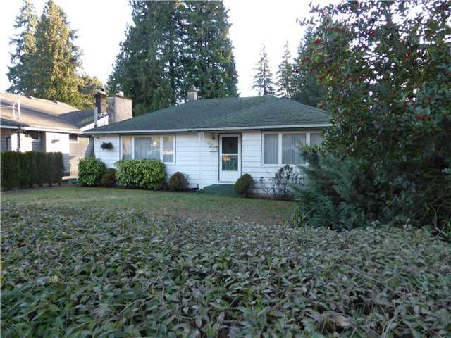 Main Photo: 1139 W 22ND ST in North Vancouver: Pemberton Heights House for sale : MLS®# V1104162