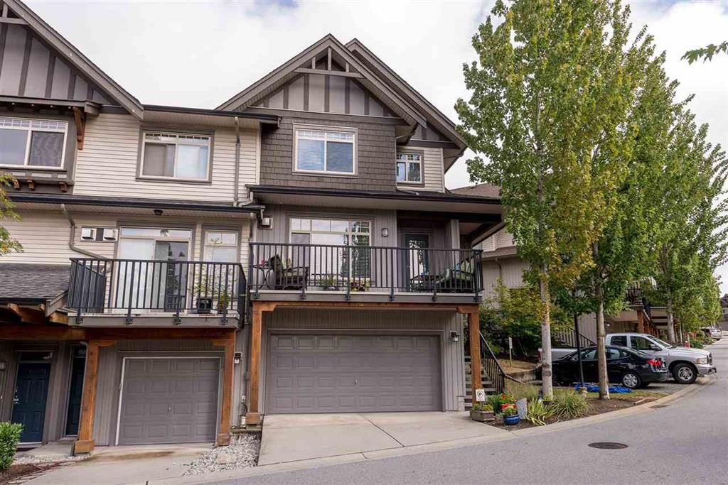 Main Photo: 17 55 Hawthorn Drive in Port Moody: Heritage Woods PM Townhouse for sale