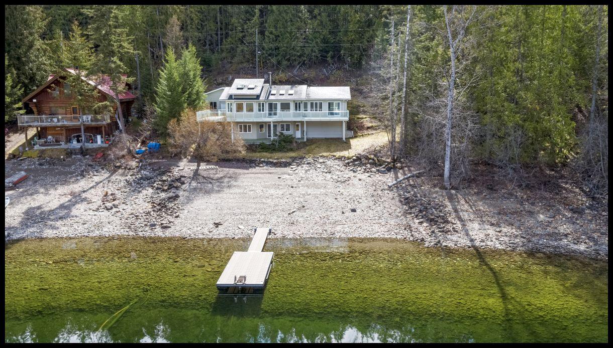 Main Photo: #5 6741 Eagle Bay Road: Eagle Bay House for sale (Shuswap Lake)  : MLS®# 10180970