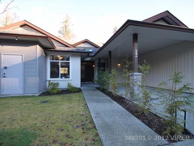 Main Photo: 22 300 GROSSKLEG Way in LAKE COWICHAN: Z3 Lake Cowichan Honeymoon Youbou House for sale (Zone 3 - Duncan)  : MLS®# 348201