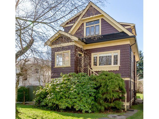 Main Photo: 5597 BRUCE ST in Vancouver: Victoria VE House for sale (Vancouver East)  : MLS®# V1053491
