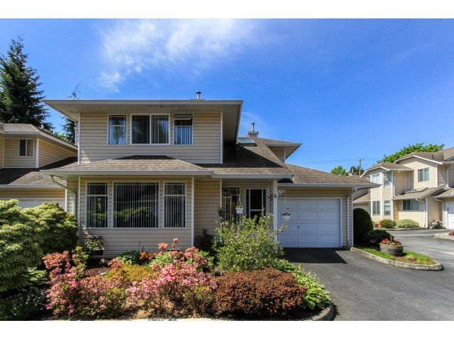 Main Photo: # 8 11848 LAITY ST in Maple Ridge: West Central Townhouse for sale : MLS®# V1121319