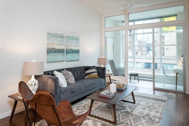 Main Photo: 503 1205 HOWE STREET in Vancouver: Downtown VW Condo for sale (Vancouver West)  : MLS®# R2263174
