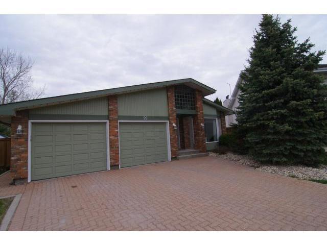 Main Photo: 99 Bramble Drive in WINNIPEG: Charleswood Residential for sale (South Winnipeg)  : MLS®# 1305747