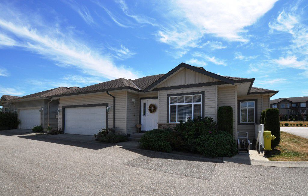 "Main Photo: # 127 33751 7TH AV in Mission: Mission BC House for sale in ""Heritage Park"" : MLS®# F1316822"