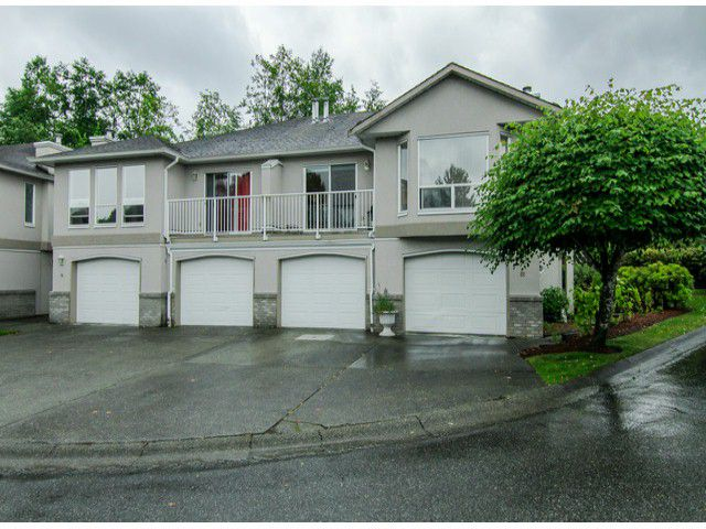 """Main Photo: 22 3902 LATIMER Street in Abbotsford: Abbotsford East Townhouse for sale in """"Country View Estates"""" : MLS®# F1416425"""