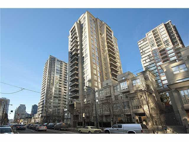 Main Photo: 1007 989 RICHARDS STREET in Vancouver: Downtown VW Condo for sale (Vancouver West)  : MLS®# V1143200