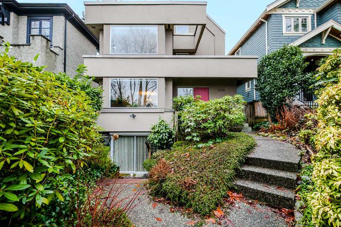 Main Photo: 3836 W 15th Avenue in Vancouver: House for sale : MLS®# R2025970