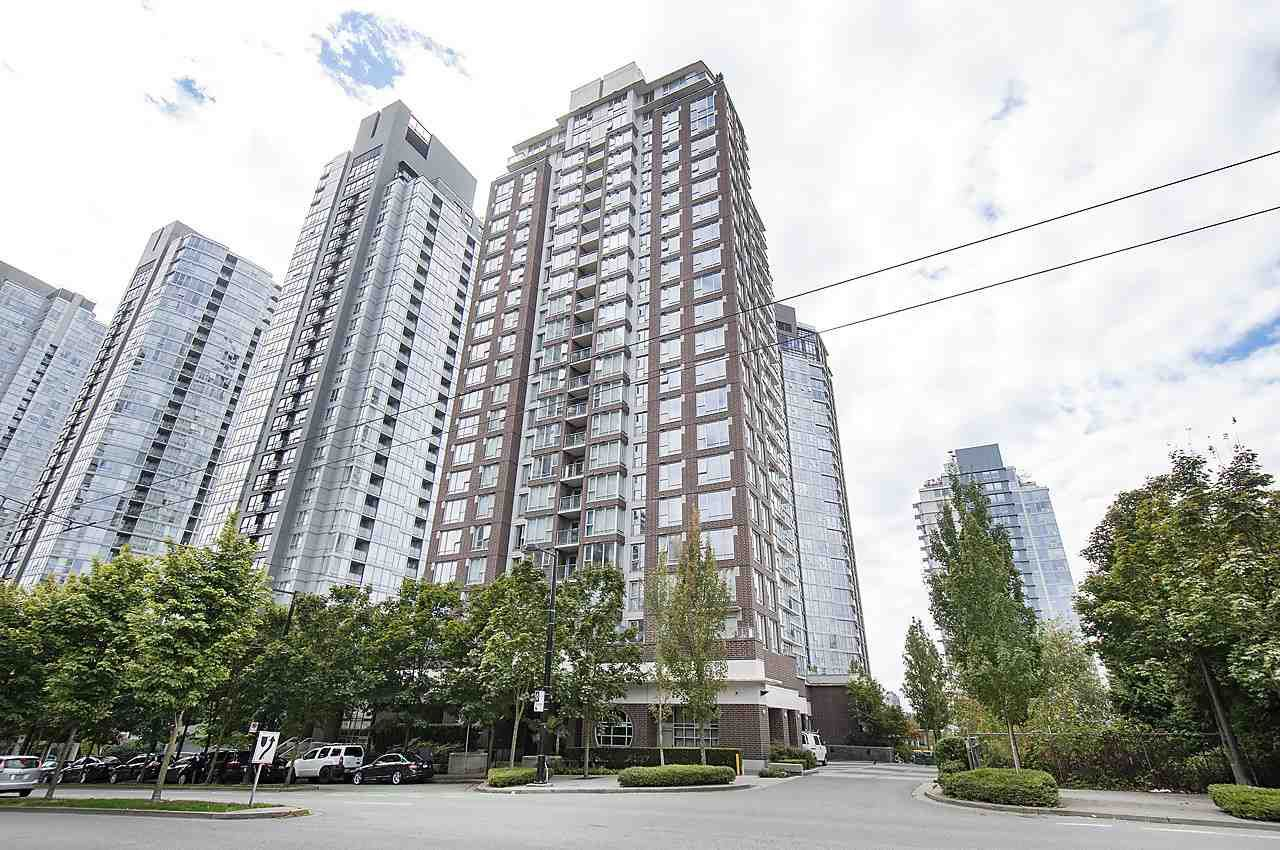 Main Photo: 101 550 PACIFIC STREET in Vancouver: Yaletown Condo for sale (Vancouver West)  : MLS®# R2135821