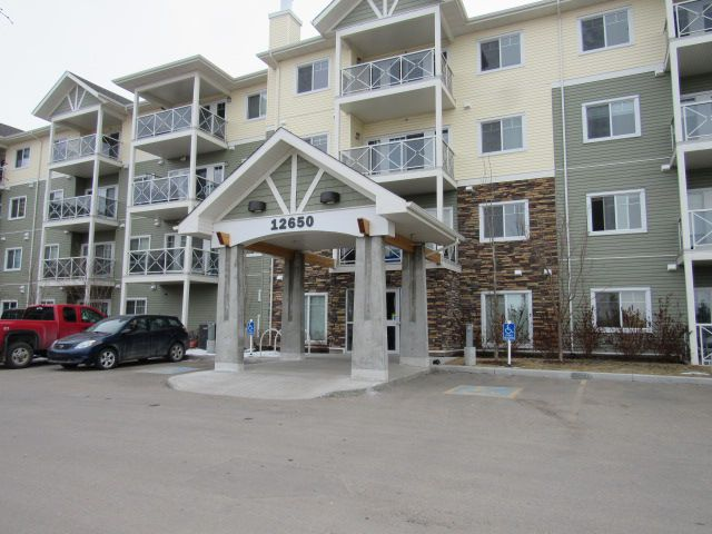 Main Photo: 412, 12650 142 Ave. NW in Edmonton: Condo for rent