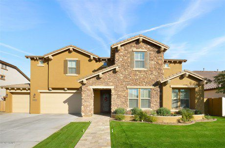 Main Photo: 1834 W Kingbird Drive in Chandler: House for sale : MLS®# 4859201