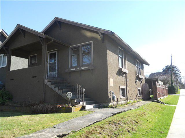 Main Photo: 2306 GRAVELEY ST in Vancouver: Grandview VE House for sale (Vancouver East)  : MLS®# V992637