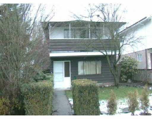 Main Photo: 1825 FRASER AV in Port_Coquitlam: Glenwood PQ House for sale (Port Coquitlam)  : MLS®# V358308