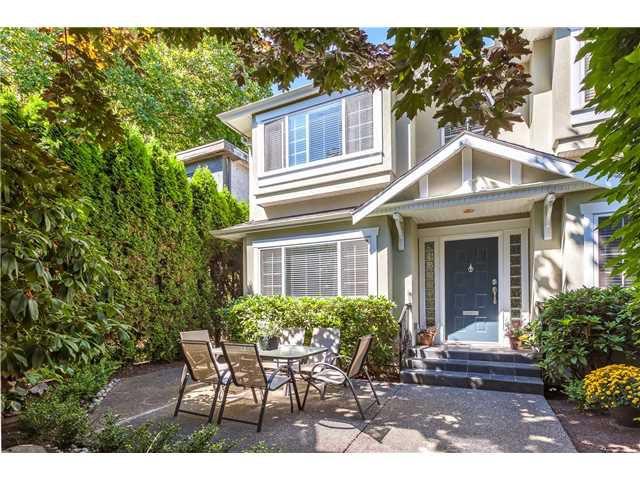 Main Photo: 2885 W 16TH AV in Vancouver: Kitsilano Condo for sale (Vancouver West)  : MLS®# V1136935