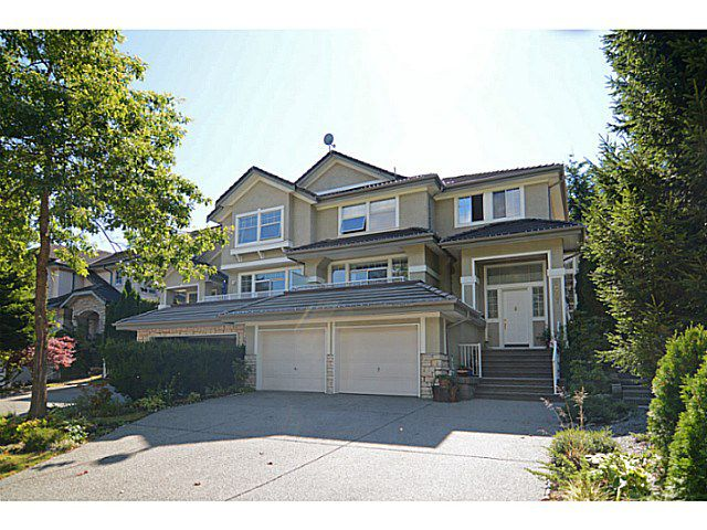 Main Photo: 2007 PARKWAY BV in Coquitlam: Westwood Plateau House Duplex for sale : MLS®# V1138573