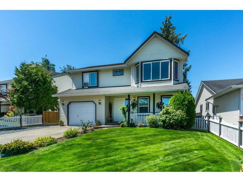 Main Photo: 3247 264A STREET in Langley: Aldergrove Langley House for sale : MLS®# R2285704