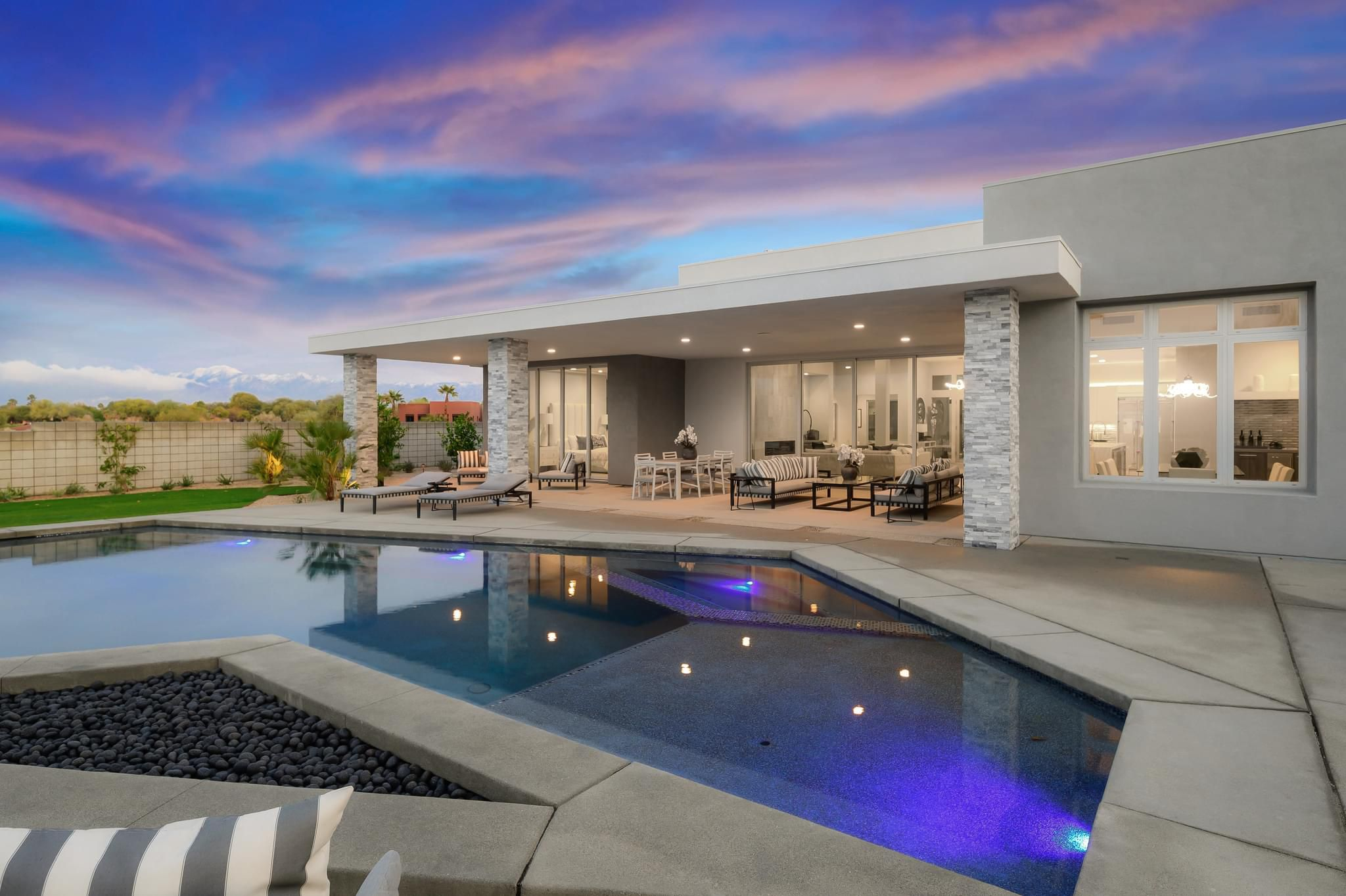 Main Photo: 93 ROYAL ST GEORGE'S Way in RANCHO MIRAGE: Out of Town House for sale