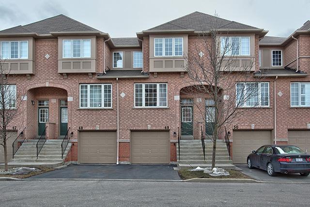 Main Photo: 3020 Cedarglen Gate #49 in : 0180 - Erindale CND for sale (Mississauga)  : MLS®# OM2055220