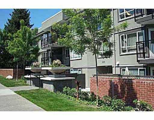 Main Photo: 203 555 W 14TH AV in Vancouver: Fairview VW Condo for sale (Vancouver West)  : MLS®# V586040
