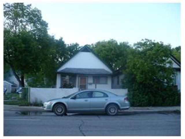 Main Photo: 591 Dufferin Avenue in WINNIPEG: North End Residential for sale (North West Winnipeg)  : MLS®# 1224171