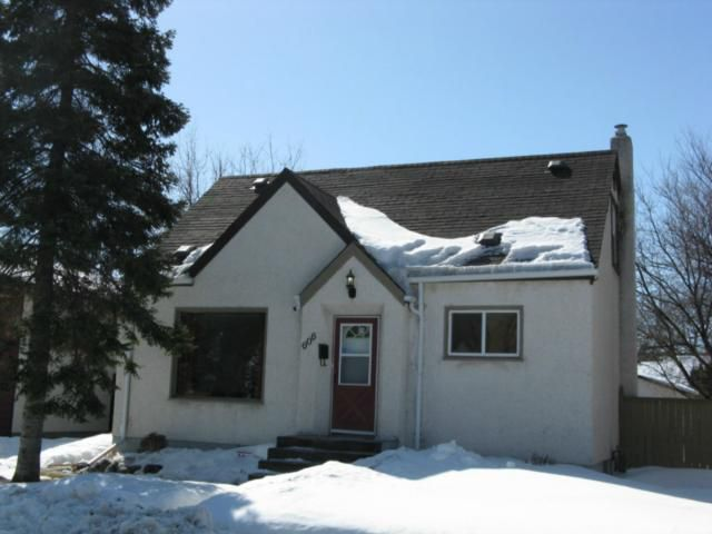 Main Photo: 606 Matheson Avenue in WINNIPEG: West Kildonan / Garden City Residential for sale (North West Winnipeg)  : MLS®# 1305136