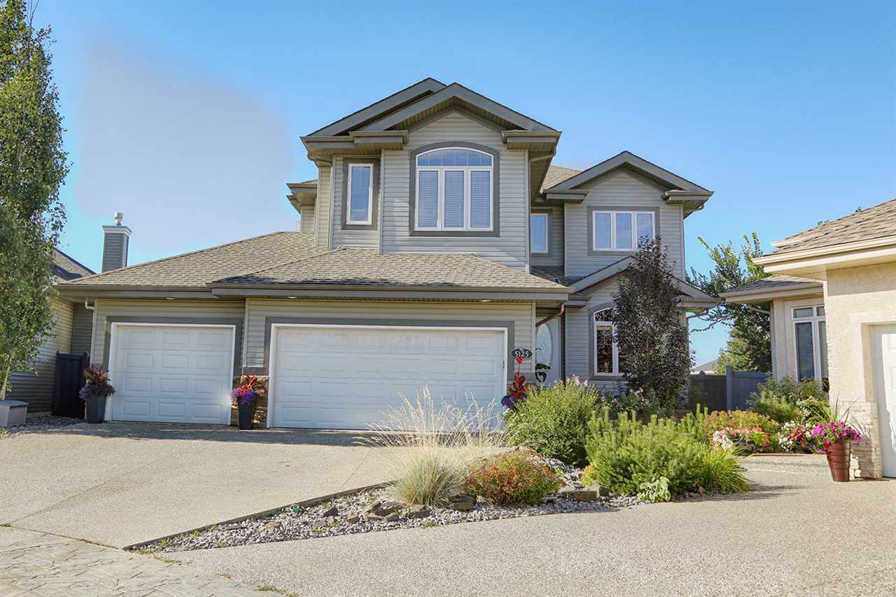 Main Photo: 5125 TERWILLEGAR BV NW in Edmonton: Zone 14 House for sale : MLS®# E4033661
