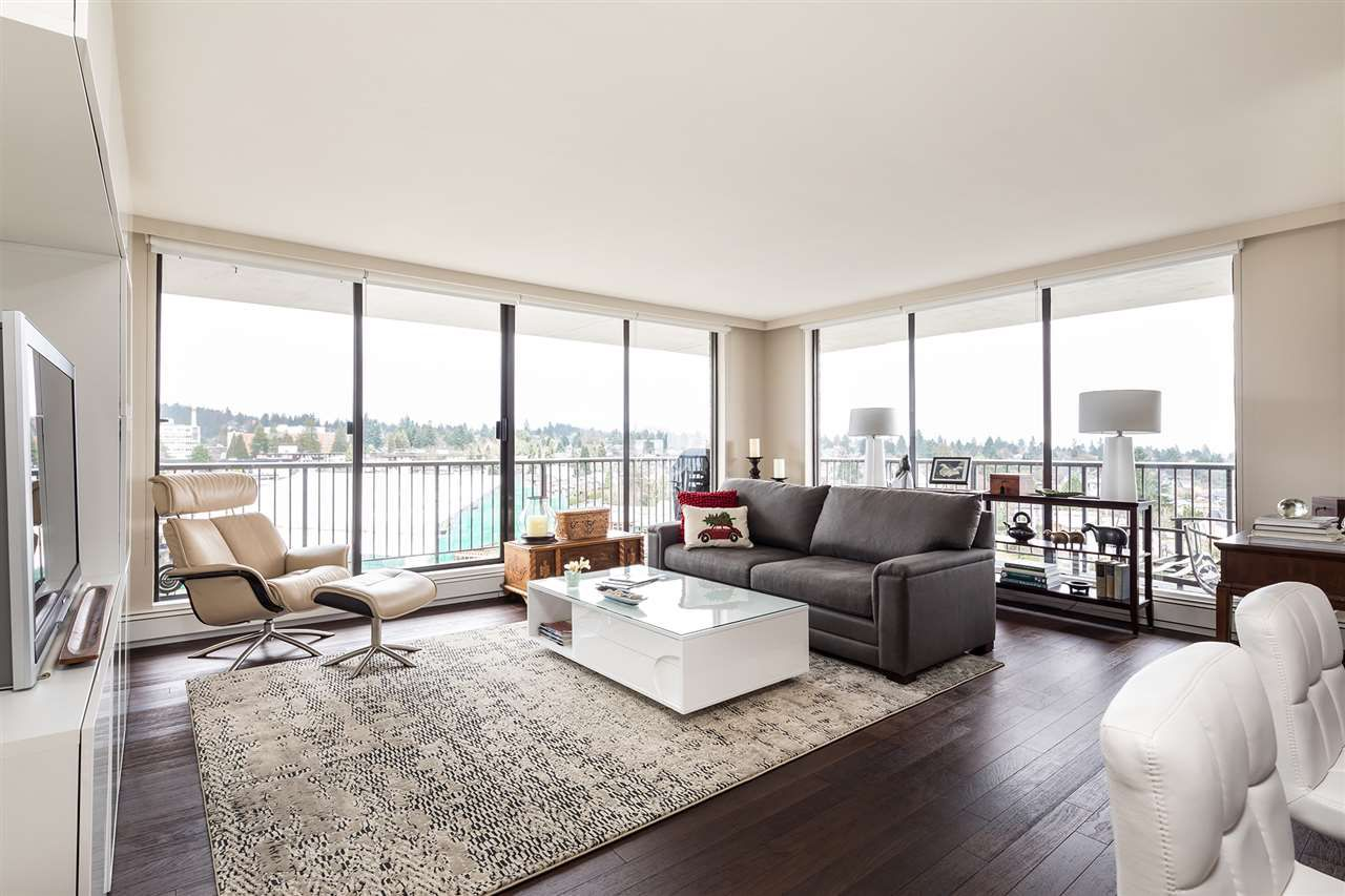 Main Photo: 1403 140 E KEITH ROAD in : Central Lonsdale Condo for sale : MLS®# R2246444