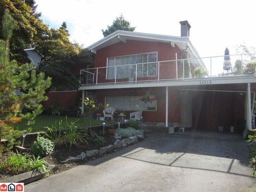 Main Photo: 11312 96TH Ave in N. Delta: Annieville Home for sale ()  : MLS®# F1124268