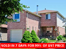 Main Photo: 29 Noble Drive in Ajax: Freehold for sale