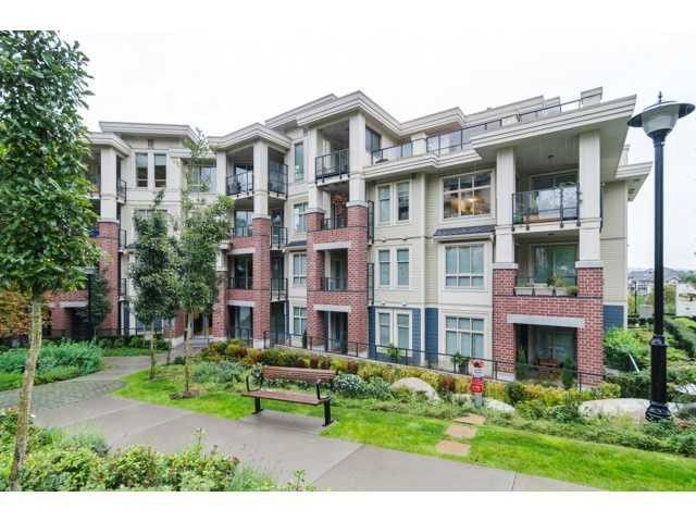 Main Photo: # 101 245 ROSS DR in New Westminster: Fraserview NW Condo for sale : MLS®# V1051080