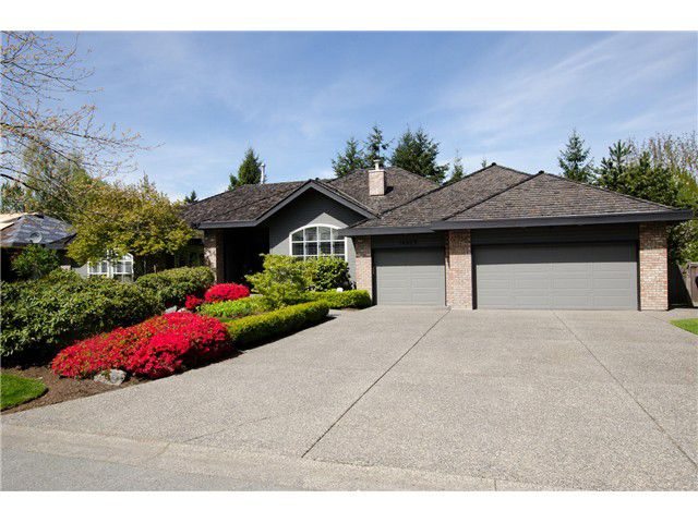 Main Photo: 14429 29 Avenue in White Rock: Elgin Chantrell House for sale (Surrey)  : MLS®# F1410309