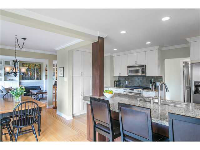 Photo 5: Photos: 4631 CEDARCREST AV in North Vancouver: Canyon Heights NV House for sale : MLS®# V1115330