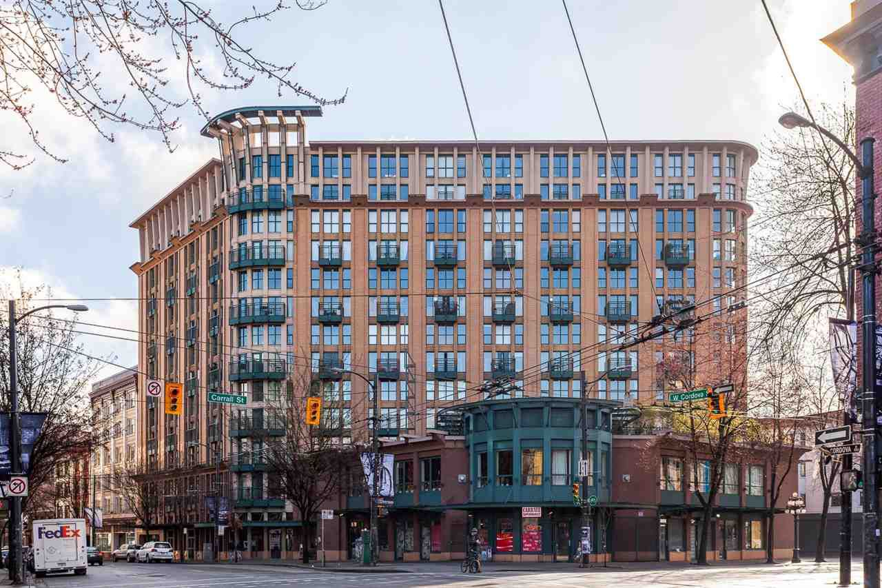 Main Photo: 209 22 E CORDOVA STREET in Vancouver: Downtown VE Condo for sale (Vancouver East)  : MLS®# R2035421