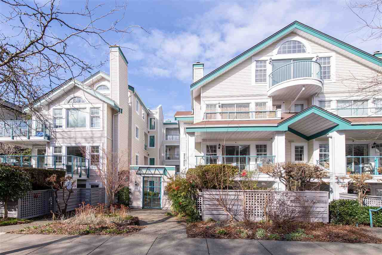 Main Photo: 108 735 W 15TH AVENUE in Vancouver: Fairview VW Condo for sale (Vancouver West)  : MLS®# R2346892