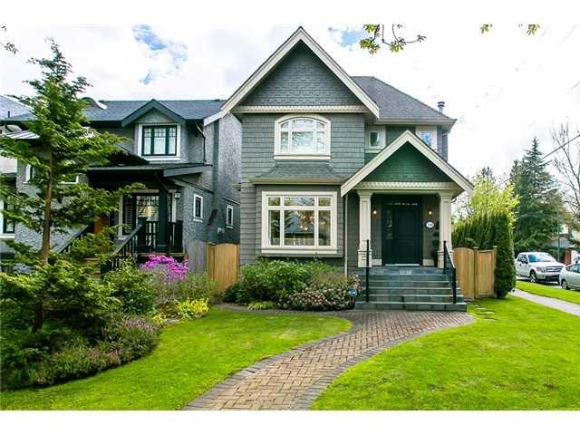 Main Photo: : House for sale : MLS®# V1066485