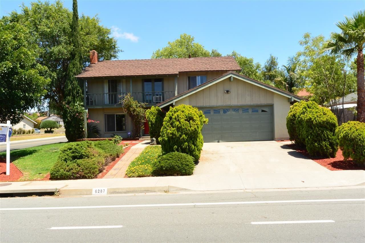 Main Photo: Residential for sale : 5 bedrooms : 6287 LAKE SHORE DRIVE in SAN DIEGO