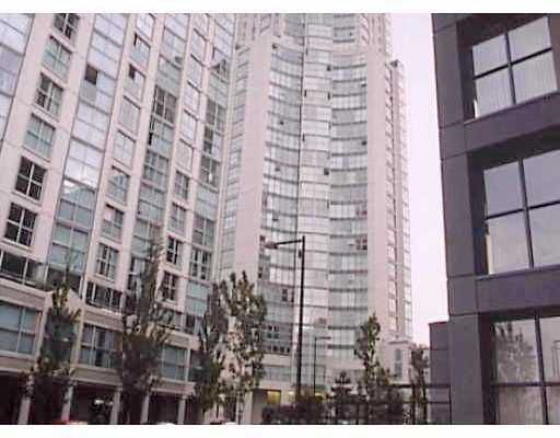 """Main Photo: B1101 1331 HOMER ST in Vancouver: Downtown VW Condo for sale in """"PACIFIC POINT"""" (Vancouver West)  : MLS®# V529463"""