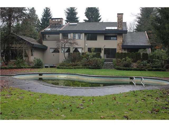 Main Photo: 3690 HUDSON ST Vancouver, Westside House Sold