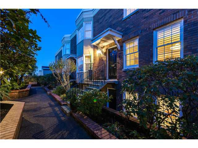 Main Photo: 1351 W 7TH AV in Vancouver: Fairview VW Condo for sale (Vancouver West)  : MLS®# V1094094
