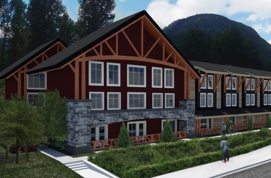 The Crestline in Pemberton, BC