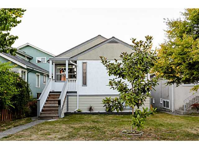 Main Photo: 779 E 31ST Avenue in Vancouver: Fraser VE House for sale (Vancouver East)  : MLS®# V986349