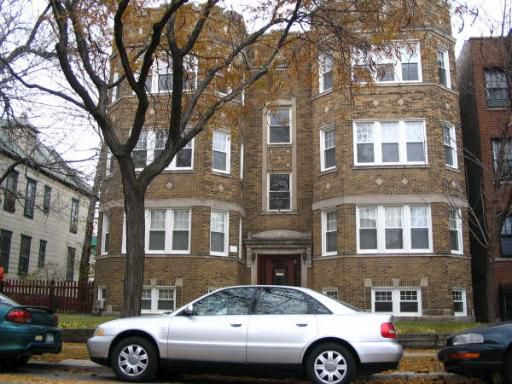 Main Photo: 1406 WARNER Street Unit 3E in CHICAGO: Lake View Rentals for rent ()  : MLS®# 08287425