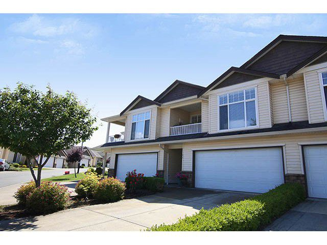 "Main Photo: # 57 8590 SUNRISE DR in Chilliwack: Chilliwack Mountain Townhouse for sale in ""MAPLE HILLS"" : MLS®# H1302237"