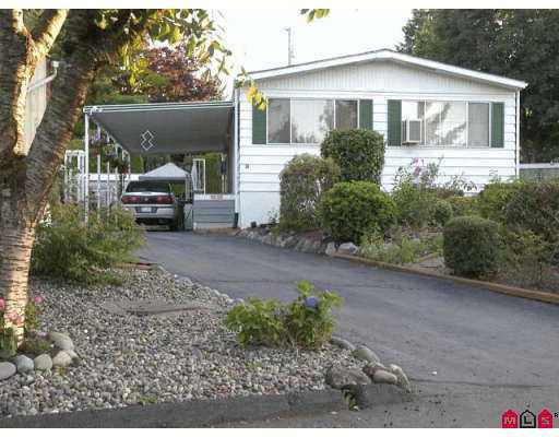 "Main Photo: 31 13650 80 AV in Surrey: Bear Creek Green Timbers Manufactured Home for sale in ""Leeside"" : MLS®# F2616244"