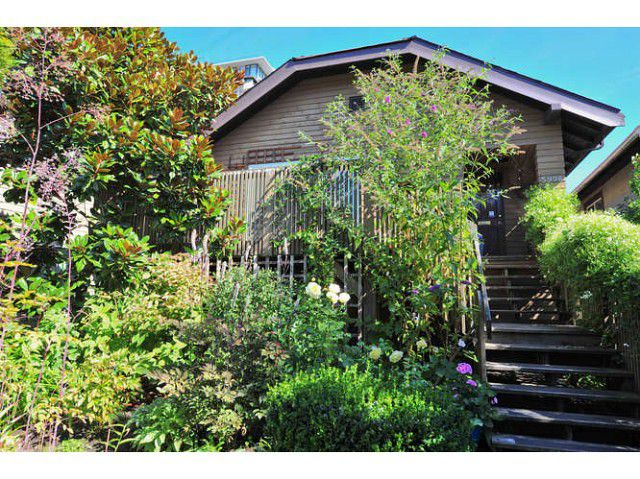 Main Photo: 5998 LARCH ST in Vancouver: Kerrisdale House for sale (Vancouver West)  : MLS®# V1085087
